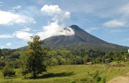 לטייל ולרוץ בקוסטה ריקה