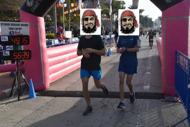 רצים פיראטים