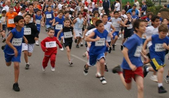 מרוץ הילדים בהרצליה